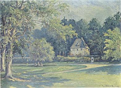 Goethe Gartenhaus III