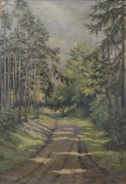 Waldweg Oberhof