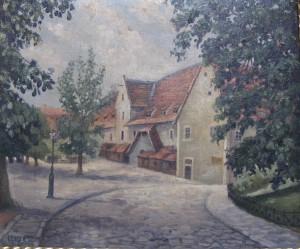 Weimar Gasse