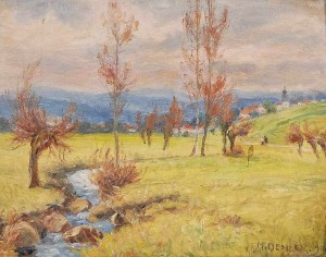 landschaft 17x22