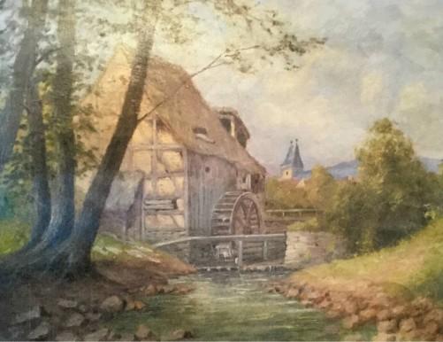 oberweimar Mühle